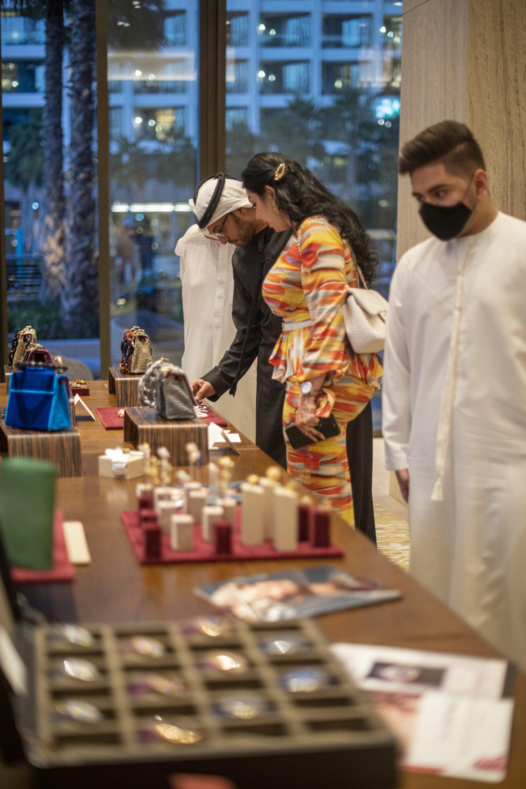 Spanish Luxury Brand, Presentación Marcas españolas en Dubai 1