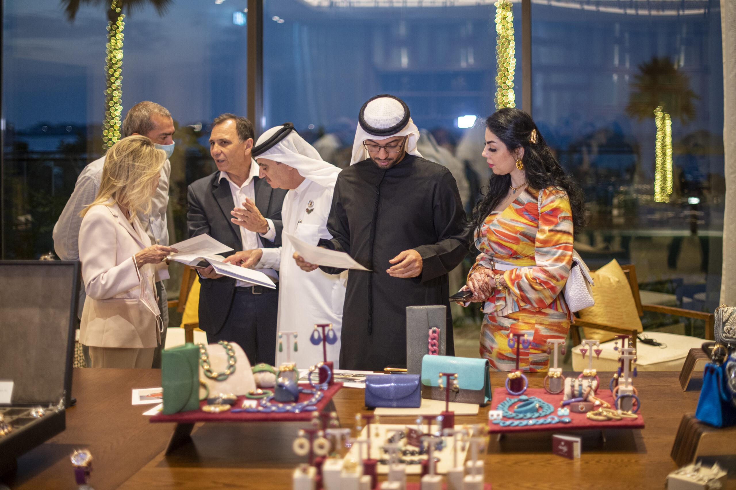 Spanish Luxury Brand, Presentación Marcas españolas en Dubai 0